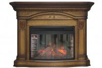 Каминокомлект Sydney (дуб антик) с очагом Royal Flame Dioramic 25 LED Display FX (со звуком) с пультом ДУ