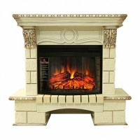 ������������� Pierre Luxe ������� (�������� ����� � �������) � ������ Royal Flame Dioramic 25 LED Display FX (�� ������) � �������