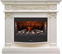 Каминный комплект Verona 3D FOG 25 (крем) с электрокамином с 3D эффектом живого огня Alex Bauman 3D Fog 25 (без обогрева) с пультом