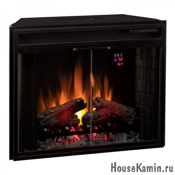 Электрокамин ClassicFlame CF 28 Series-25 LED Display