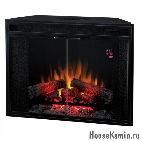 Электрокамин ClassicFlame CF 33 Series-25 LED Display